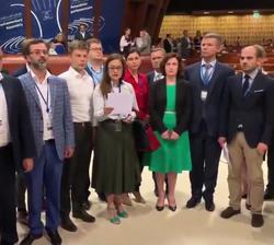У ПАРЄ сім країн оголосили демарш